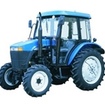 фото Колесный трактор New Holland SNH504